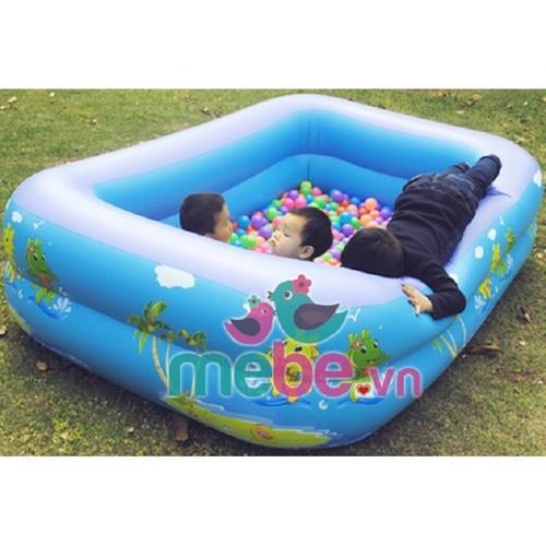 Bể bơi 1.5m 2 tầng