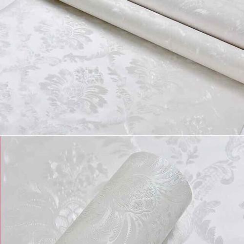 20m giấy dán tường 3d hoa văn nền trắng sang trọng hoạ tiết châu âu - 4773684 , 17986785 , 15_17986785 , 235000 , 20m-giay-dan-tuong-3d-hoa-van-nen-trang-sang-trong-hoa-tiet-chau-au-15_17986785 , sendo.vn , 20m giấy dán tường 3d hoa văn nền trắng sang trọng hoạ tiết châu âu