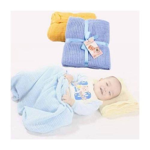 Chăn lưới trẻ em - 8803101 , 17982175 , 15_17982175 , 132000 , Chan-luoi-tre-em-15_17982175 , sendo.vn , Chăn lưới trẻ em