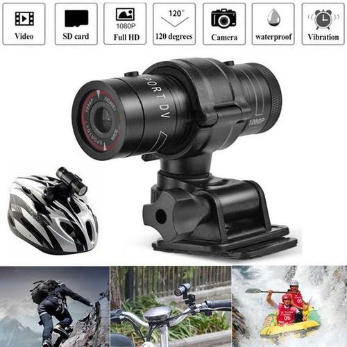 Camera Hành Trình Sport Chống Nước Cho Xe Đạp, Xe Máy M500