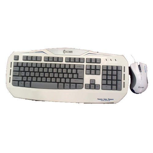 KEYBOARD MOUSE CLV R200 P+U