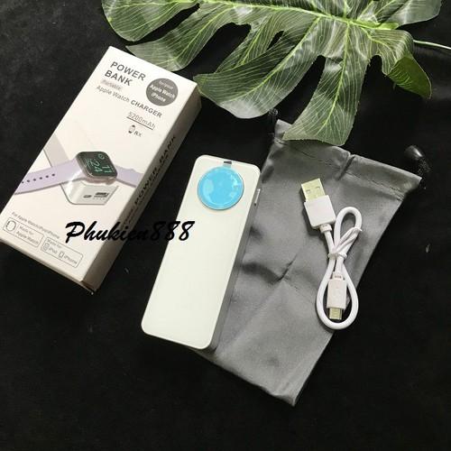 Sạc dự phòng kèm sạc không dây Apple Watch - PK165 - 4769522 , 17969932 , 15_17969932 , 549000 , Sac-du-phong-kem-sac-khong-day-Apple-Watch-PK165-15_17969932 , sendo.vn , Sạc dự phòng kèm sạc không dây Apple Watch - PK165