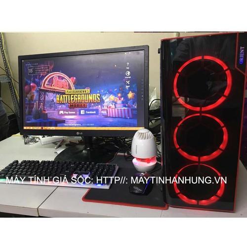 Bộ máy game I3-4130 cộng nghệ mới 22nm intel, màn 22 inch full hd, ổ SSD, ram 8G, vga GTX 750Ti flagship -Trọn bộ KM chuột bàn phím led + Usb Wifi - 4770852 , 17975243 , 15_17975243 , 6950000 , Bo-may-game-I3-4130-cong-nghe-moi-22nm-intel-man-22-inch-full-hd-o-SSD-ram-8G-vga-GTX-750Ti-flagship-Tron-bo-KM-chuot-ban-phim-led-Usb-Wifi-15_17975243 , sendo.vn , Bộ máy game I3-4130 cộng nghệ mới 22nm i
