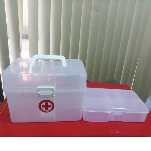 Hộp nhựa nhiều ngăn, tủ thuốc mini bằng nhựa có quai xách của Thái Lan. 2554 - 4772795 , 17981756 , 15_17981756 , 130000 , Hop-nhua-nhieu-ngan-tu-thuoc-mini-bang-nhua-co-quai-xach-cua-Thai-Lan.-2554-15_17981756 , sendo.vn , Hộp nhựa nhiều ngăn, tủ thuốc mini bằng nhựa có quai xách của Thái Lan. 2554