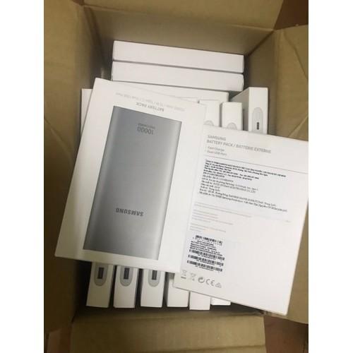 Pin Sạc Dự Phòng Samsung EB-P1100 10000mAh Hỗ Trợ Sạc Nhanh QC 2.0