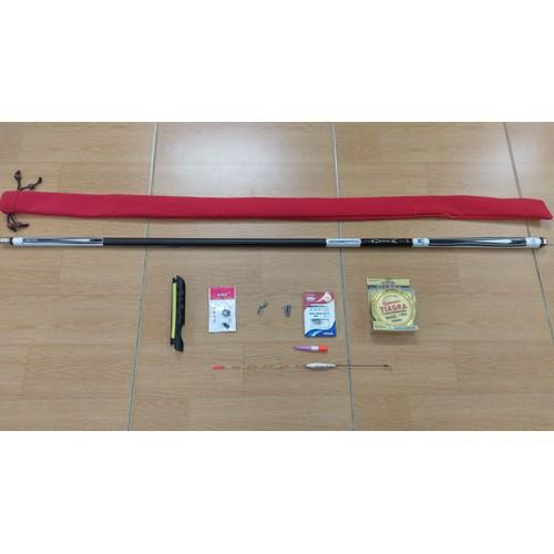 Cần câu tay Daiwa 5.5H 4m5 hàng chính hãng