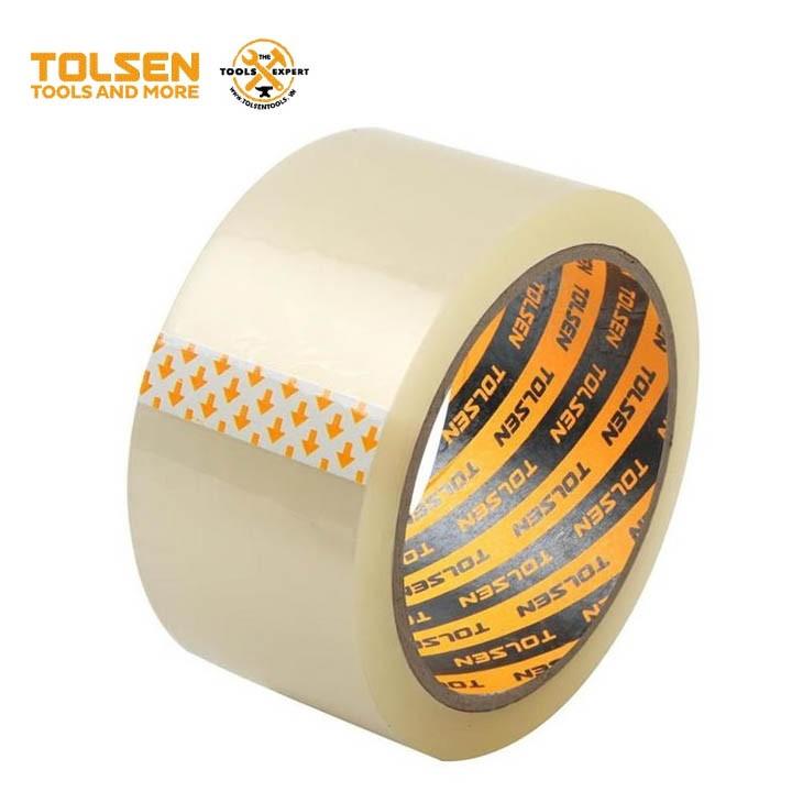 Băng keo Trong Tolsen 50200
