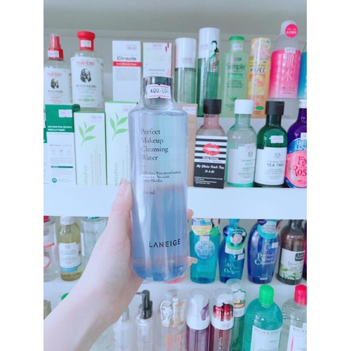 Nước tẩy trang Laneige Perfect Makeup Cleansing Water