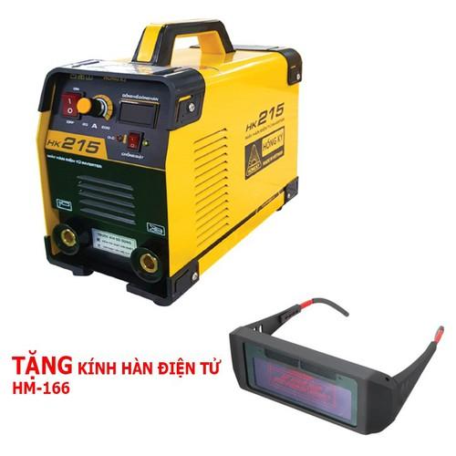 Máy hàn điện tử Hồng Ký HK 215 + Tặng kính hàn điện tử tự động HM-166 - 8809045 , 17984735 , 15_17984735 , 2961000 , May-han-dien-tu-Hong-Ky-HK-215-Tang-kinh-han-dien-tu-tu-dong-HM-166-15_17984735 , sendo.vn , Máy hàn điện tử Hồng Ký HK 215 + Tặng kính hàn điện tử tự động HM-166