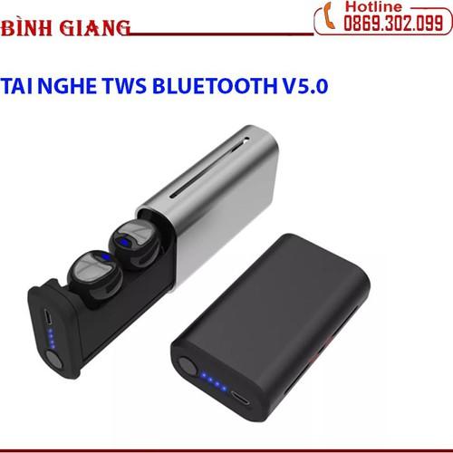 Tai nghe TWS BLuetooth 5.0 Điều Khiển Cảm Ứng Tai Nghe Tai Nghe Không Dây inear 3D Stereo Earbuds Tai nụ Không Thấm Nước Âm Thanh HiFi - Tai nghe Bluetooth V5.0 JH-9106 - Tai nghe True Wireless giá rẻ