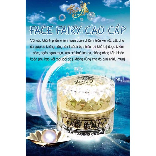 Kem Face Fairy