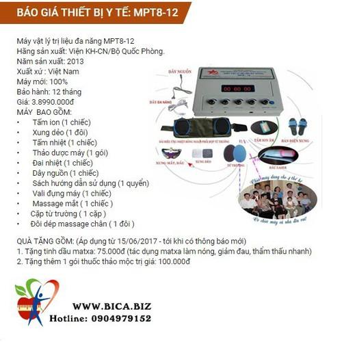 Máy vật lý trị lệu đa năng MPT8-12, máy vật lý trị liệu, dụng cụ vật lý trị liệu - 8768306 , 17969628 , 15_17969628 , 3350000 , May-vat-ly-tri-leu-da-nang-MPT8-12-may-vat-ly-tri-lieu-dung-cu-vat-ly-tri-lieu-15_17969628 , sendo.vn , Máy vật lý trị lệu đa năng MPT8-12, máy vật lý trị liệu, dụng cụ vật lý trị liệu