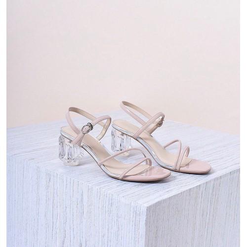 Giày Sandal Gót Trong Đẹp