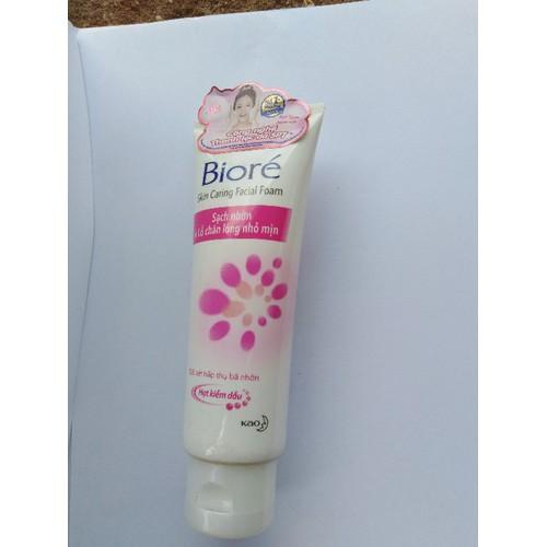 Sữa rửa mặt Biore 100g