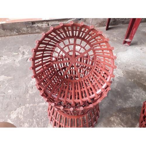 6 chậu nhựa giả gỗ phi 25 có nan phụ chống lọt giá thể - 9132561 , 18841234 , 15_18841234 , 57000 , 6-chau-nhua-gia-go-phi-25-co-nan-phu-chong-lot-gia-the-15_18841234 , sendo.vn , 6 chậu nhựa giả gỗ phi 25 có nan phụ chống lọt giá thể