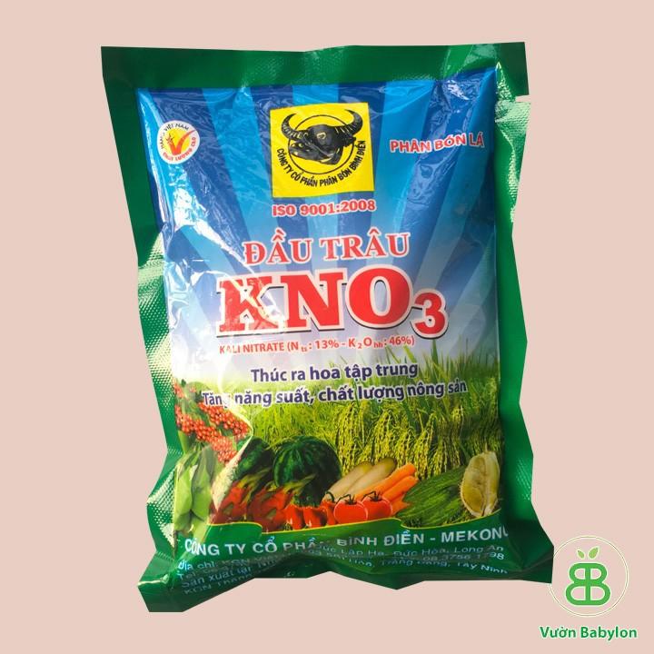 phân bón đầu trâu KNO3 -200g