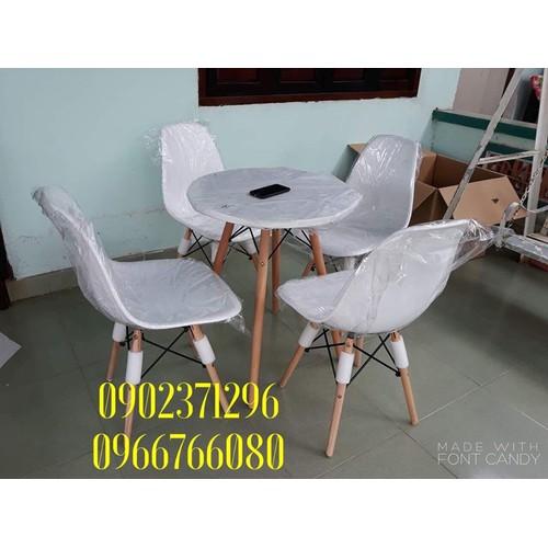 bàn ghế nhựa chân gỗ - 8820556 , 17988850 , 15_17988850 , 330000 , ban-ghe-nhua-chan-go-15_17988850 , sendo.vn , bàn ghế nhựa chân gỗ