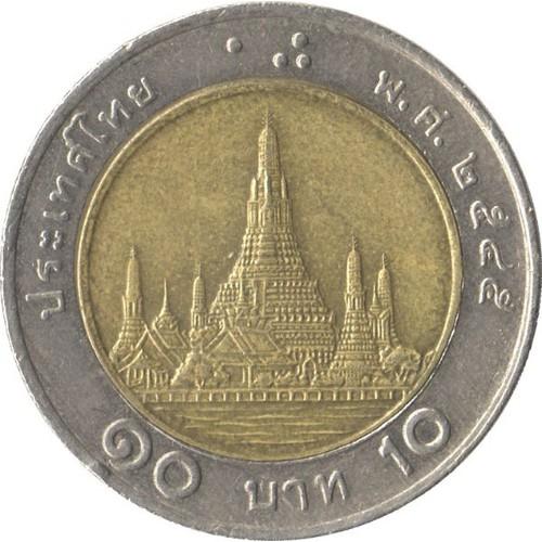 Đồng xu 10 Bath Thái Lan - tiền xu sưu tầm - tiền may mắn - xu may mắn - 7625364 , 17979245 , 15_17979245 , 50000 , Dong-xu-10-Bath-Thai-Lan-tien-xu-suu-tam-tien-may-man-xu-may-man-15_17979245 , sendo.vn , Đồng xu 10 Bath Thái Lan - tiền xu sưu tầm - tiền may mắn - xu may mắn