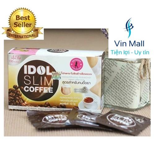 Cafe Giảm Cân Idol Slim Coffee Nhập Khẩu Thái Lan - 8809924 , 17985054 , 15_17985054 , 300000 , Cafe-Giam-Can-Idol-Slim-Coffee-Nhap-Khau-Thai-Lan-15_17985054 , sendo.vn , Cafe Giảm Cân Idol Slim Coffee Nhập Khẩu Thái Lan