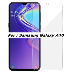 SAMSUNG A10 CƯỜNG LỰC TRONG SUỐT GLASS PRO