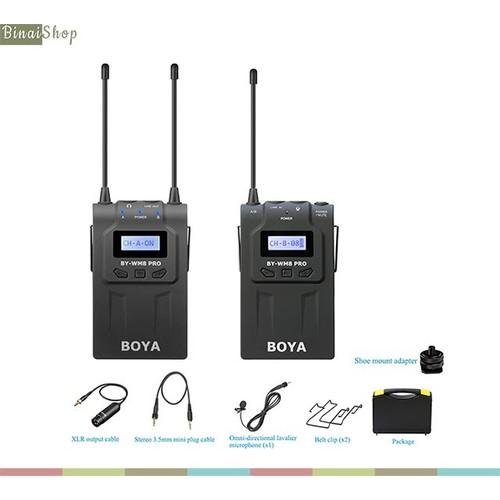 Micro cho máy ảnh máy quay Boya BY-WM8 Pro-K1