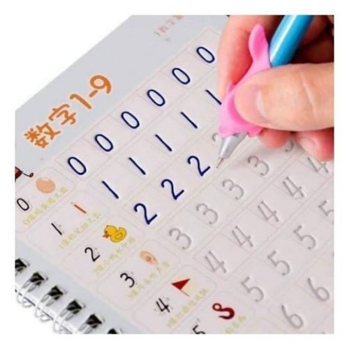 COMBO 3 sách tập viết, tập tô tự xoá cho bé TẶNG kèm 3 bút - 9 ngòi bút và 3 đệm bút - 4772798 , 17981760 , 15_17981760 , 61000 , COMBO-3-sach-tap-viet-tap-to-tu-xoa-cho-be-TANG-kem-3-but-9-ngoi-but-va-3-dem-but-15_17981760 , sendo.vn , COMBO 3 sách tập viết, tập tô tự xoá cho bé TẶNG kèm 3 bút - 9 ngòi bút và 3 đệm bút