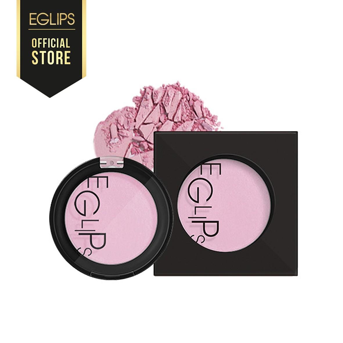 Phấn Má Dạng Nén Eglips Apple Fit Blusher - 05 Lavender Bloom 4g Màu hồng tím - EG-BLS-LB05-R