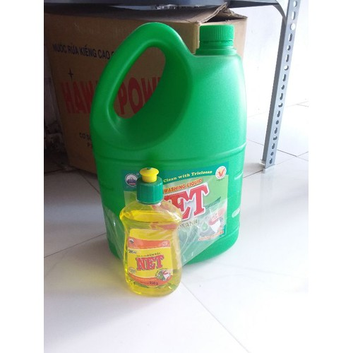 Nước rửa chén Net 4kg trà xanh tặng kèm NRC Net 250g hương chanh - 8762430 , 17967772 , 15_17967772 , 96000 , Nuoc-rua-chen-Net-4kg-tra-xanh-tang-kem-NRC-Net-250g-huong-chanh-15_17967772 , sendo.vn , Nước rửa chén Net 4kg trà xanh tặng kèm NRC Net 250g hương chanh