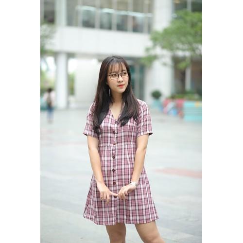 Đầm suông thời trang công sở 2019 [Chất vải đẹp phong cách trẻ trung]