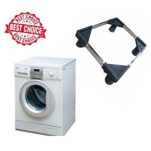 Kệ để máy giặt, tủ lạnh có bánh xe - 8764286 , 17968504 , 15_17968504 , 149000 , Ke-de-may-giat-tu-lanh-co-banh-xe-15_17968504 , sendo.vn , Kệ để máy giặt, tủ lạnh có bánh xe