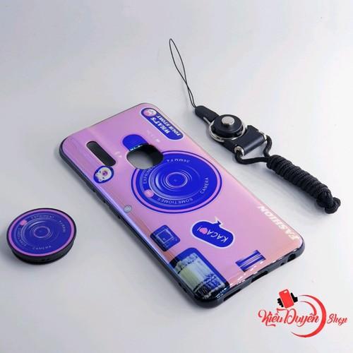 Ốp lưng Vivo V15,ốp lưng hình máy ảnh kèm giá đỡ và dây đeo - 8796663 , 17979869 , 15_17979869 , 80000 , Op-lung-Vivo-V15op-lung-hinh-may-anh-kem-gia-do-va-day-deo-15_17979869 , sendo.vn , Ốp lưng Vivo V15,ốp lưng hình máy ảnh kèm giá đỡ và dây đeo
