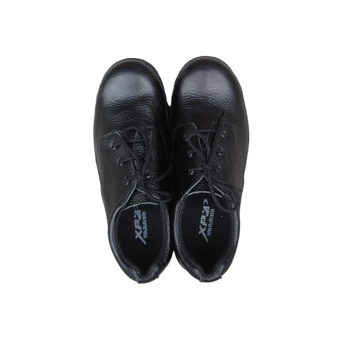 Giày bảo hộ lao động ABC mũi thép chỉ đen
