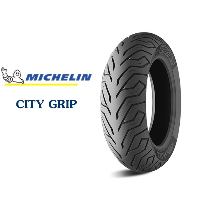 Lốp MICHELIN 100.90-14 CITY GRIP MC TL 57P Vỏ xe máy MICHELIN size 100.90-14 CITY GRIP MC TL 57PViệt Nam, giá rẻ, uy tín 1