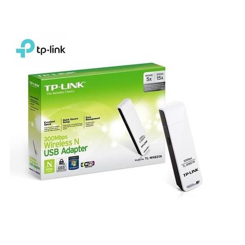 Bộ chuyển đổi USB không dây TP-LINK TL-WN821N
