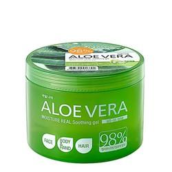 Gel dưỡng da thảo dược lô hội Aloe Natura Moisture Hàn Quốc 300ml