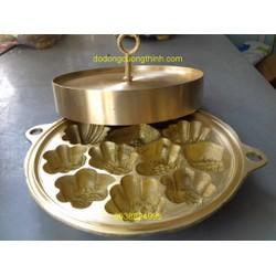 Khuôn bánh bông lan bánh thuẫn đồng 2kg7