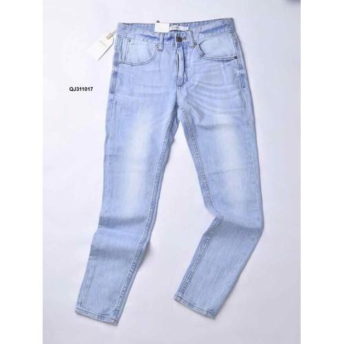 ROUTINE Quần jean nam màu xanh sáng form skinny - 7625551 , 17983214 , 15_17983214 , 450000 , ROUTINE-Quan-jean-nam-mau-xanh-sang-form-skinny-15_17983214 , sendo.vn , ROUTINE Quần jean nam màu xanh sáng form skinny