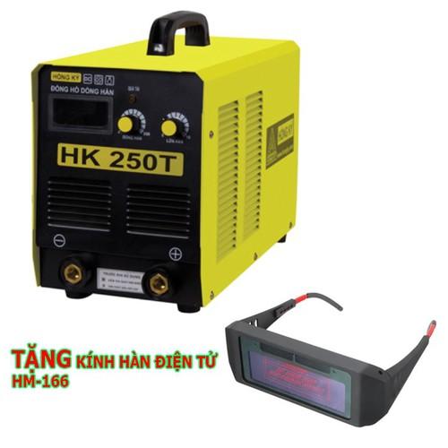 Máy hàn điện tử Hồng Ký HK250T + Tặng kính hàn điện tử tự động HM-166 - 8809190 , 17984893 , 15_17984893 , 5000000 , May-han-dien-tu-Hong-Ky-HK250T-Tang-kinh-han-dien-tu-tu-dong-HM-166-15_17984893 , sendo.vn , Máy hàn điện tử Hồng Ký HK250T + Tặng kính hàn điện tử tự động HM-166