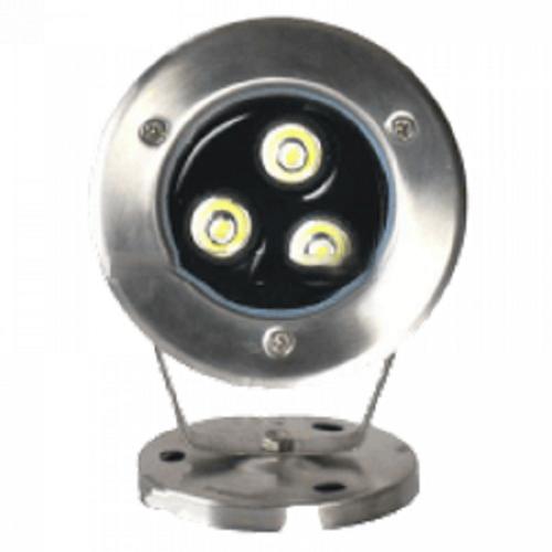 Đèn LED âm nước có đế 3w đổi màu 12VAC