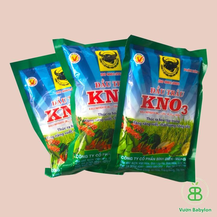 phân bón đầu trâu KNO3