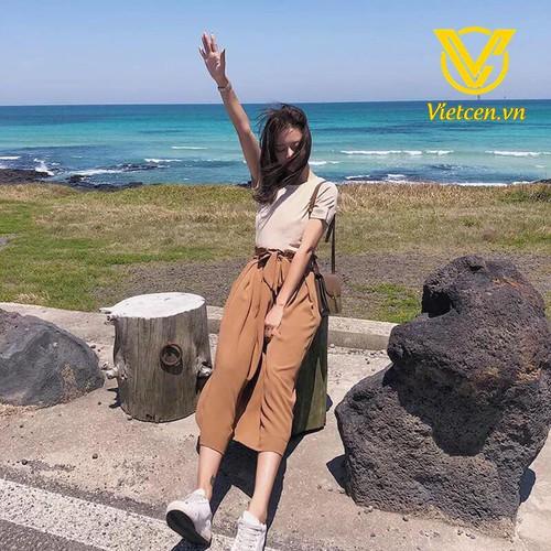 Set bộ nữ áo thun kèm váy nơ ống rộng thời trang - 8760939 , 17967226 , 15_17967226 , 150000 , Set-bo-nu-ao-thun-kem-vay-no-ong-rong-thoi-trang-15_17967226 , sendo.vn , Set bộ nữ áo thun kèm váy nơ ống rộng thời trang