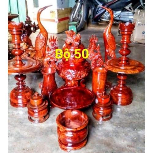 Lư hương gỗ hương 11 món có hạc - 7623873 , 17962864 , 15_17962864 , 4900000 , Lu-huong-go-huong-11-mon-co-hac-15_17962864 , sendo.vn , Lư hương gỗ hương 11 món có hạc