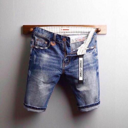 quần jean nam short