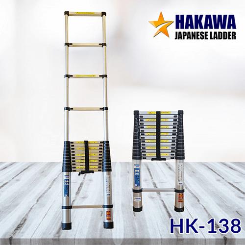 Thang nhôm rút 3m8 - thang nhôm chính hãng Nhật Bản HAKAWA HK138- Bảo hành 2 năm- Giá ưu đãi - 8856387 , 18004142 , 15_18004142 , 3200000 , Thang-nhom-rut-3m8-thang-nhom-chinh-hang-Nhat-Ban-HAKAWA-HK138-Bao-hanh-2-nam-Gia-uu-dai-15_18004142 , sendo.vn , Thang nhôm rút 3m8 - thang nhôm chính hãng Nhật Bản HAKAWA HK138- Bảo hành 2 năm- Giá ưu đã