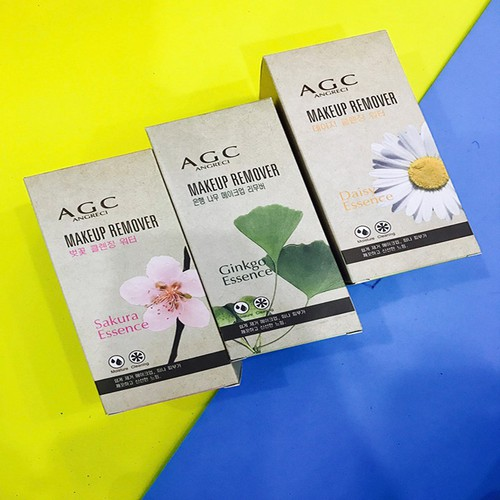 Nước tẩy trang AGC Makeup Remover Hàn Quốc 200g Được Chiết xuất từ các dung dịch thiên nhiên - 8887303 , 18054170 , 15_18054170 , 182000 , Nuoc-tay-trang-AGC-Makeup-Remover-Han-Quoc-200g-Duoc-Chiet-xuat-tu-cac-dung-dich-thien-nhien-15_18054170 , sendo.vn , Nước tẩy trang AGC Makeup Remover Hàn Quốc 200g Được Chiết xuất từ các dung dịch thiên n