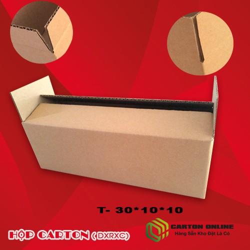 Combo 5 thùng carton 30x10x10 - Hộp carton giá rẻ - 8847329 , 17998533 , 15_17998533 , 11500 , Combo-5-thung-carton-30x10x10-Hop-carton-gia-re-15_17998533 , sendo.vn , Combo 5 thùng carton 30x10x10 - Hộp carton giá rẻ
