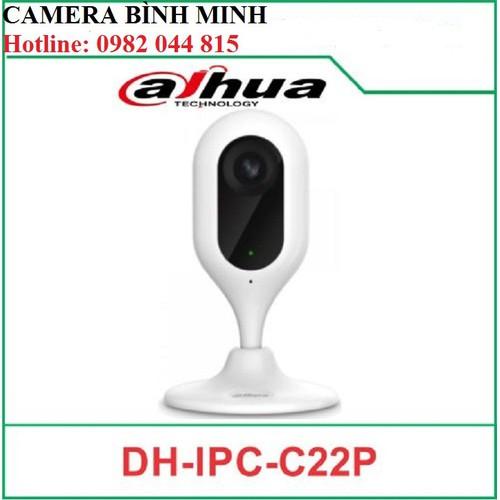 Camera IP WiFi Dahua IPC-C22P FULL HD 1080P