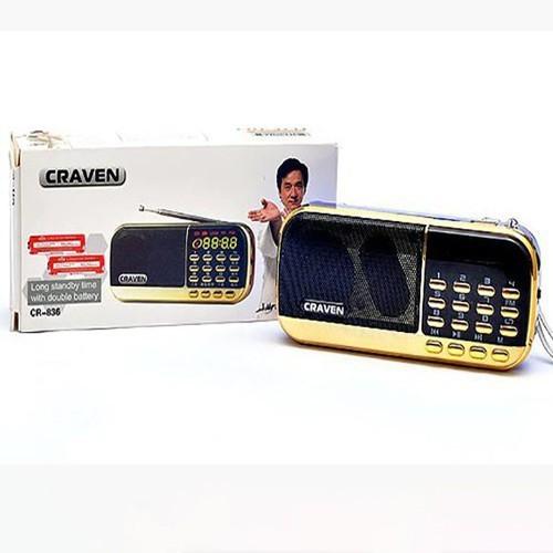 Loa đài FM Craven CR836 - 11617431 , 18012759 , 15_18012759 , 200000 , Loa-dai-FM-Craven-CR836-15_18012759 , sendo.vn , Loa đài FM Craven CR836