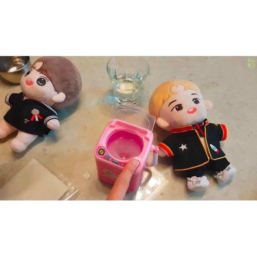 Máy giặt mini đồ chơi cho bé hay giặt bông phấn cọ makeup - 8852168 , 18000226 , 15_18000226 , 165000 , May-giat-mini-do-choi-cho-be-hay-giat-bong-phan-co-makeup-15_18000226 , sendo.vn , Máy giặt mini đồ chơi cho bé hay giặt bông phấn cọ makeup