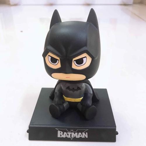 mô hình lắc đầu batman